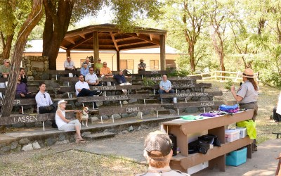 East Redding Rotary Holds Their May Meeting