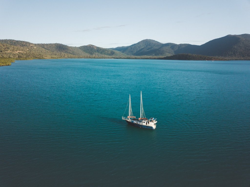 Sailing Log Week 5 - Airlie Beach to Townsville – We Seek