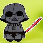 Niedlicher Darth Vader