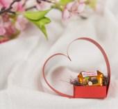 Valentinstag Ideen: Ultimative Herzschachtel