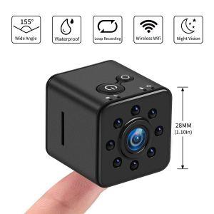 Hidden Mini WiFi Camera SQ13