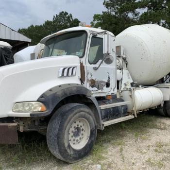 2007 MACK CTP13B Mixer Truck