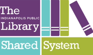 Shared System logo- The Indianapolis Public Library
