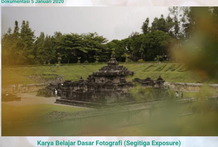 Belajar Dasar Fotografi (Segitiga Exposure)
