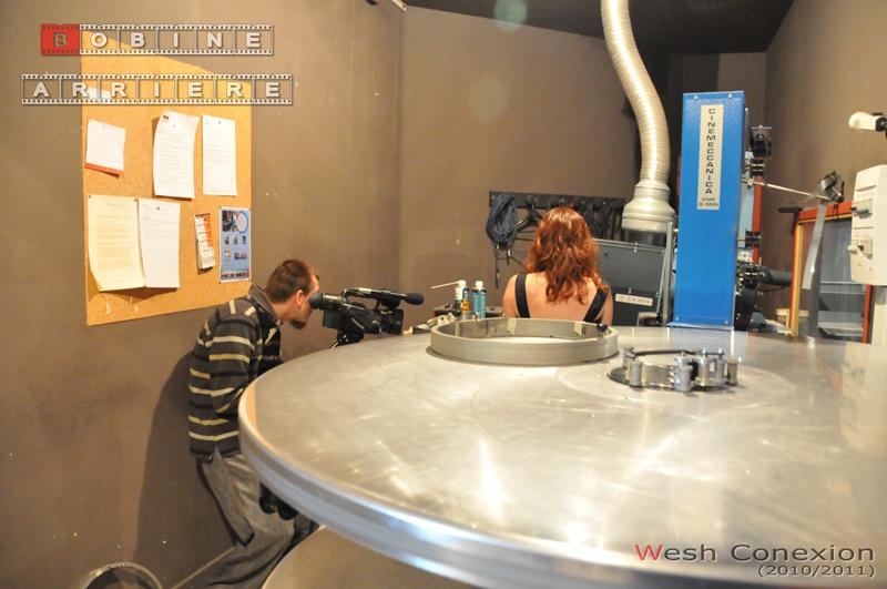 Wesh Conexion - court-métrag Bobine Arrière - photo 2