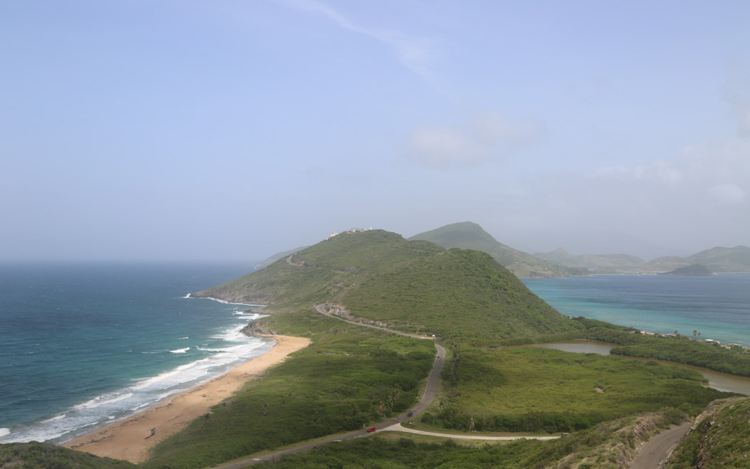 Driving Around St Kitts