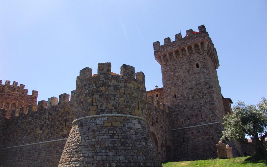 Napa Valley Castles