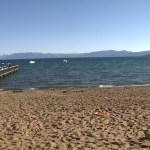Kings Beach Lake Taho
