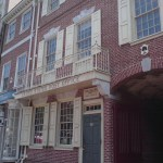 Benjamin Franklin's Home