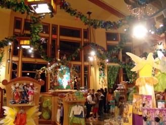 Inside the World of Disney Store