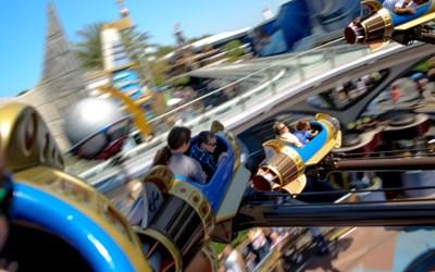 8 Favorite Disneyland Rides