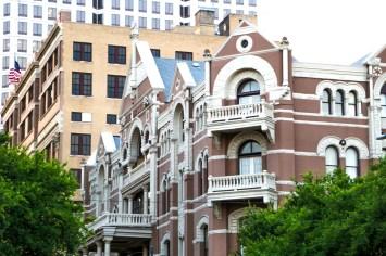 Dryskill Hotel on 6th Street Austin, Texas