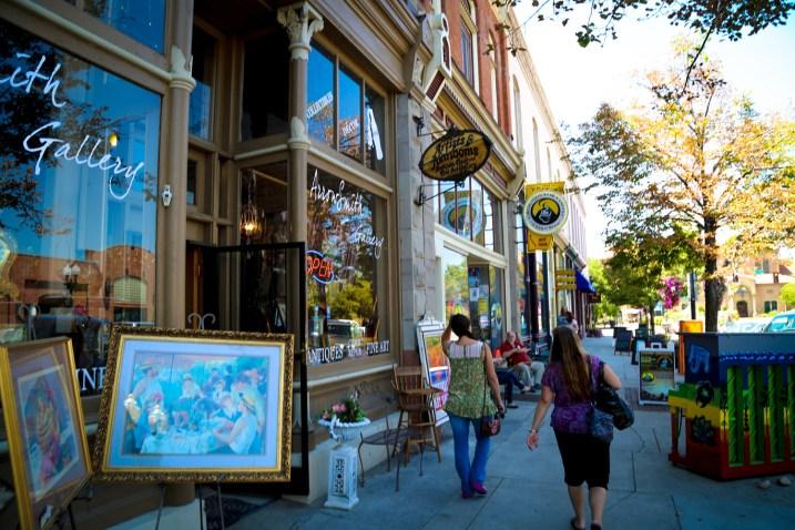 Downtown Ogden UT