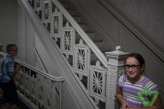 The Congress Hotel Stairs