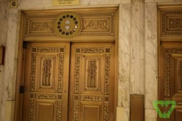 The Congress Hotel Elevator