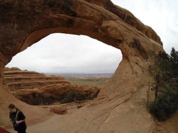 Devil's Garden, Aches, Moab