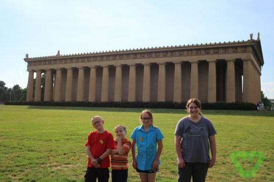 Nashville Parthenon
