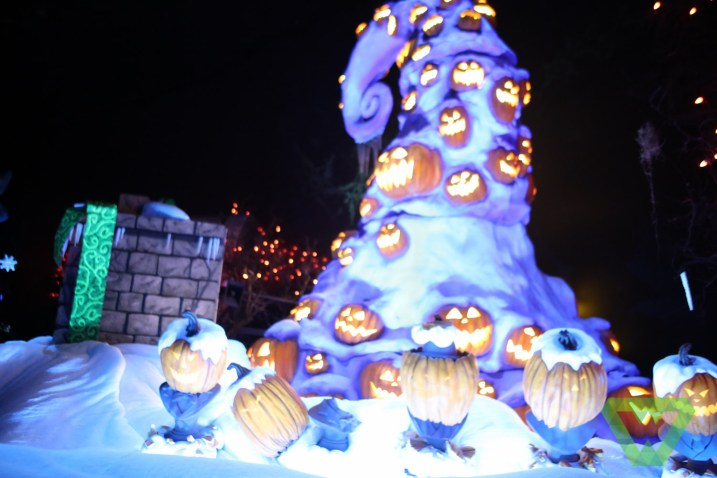 Haunted Mansion - Nightmare Before Christmas
