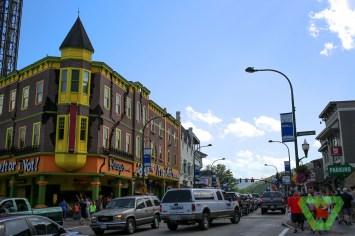 Downtown Gatlinburg
