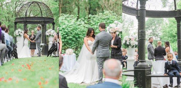 Elmhurst Inn An Ingersoll On Wedding Wesley Forbes