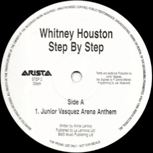 Whitney Houston - Step by Step (Junior Vasquez Arena Anthem)