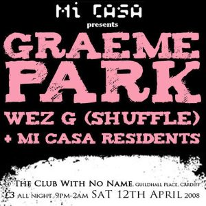 DJ Set 07 Park It In The Club With No Name