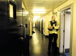 newport central police cells
