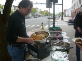Rehm confiscates Food Not Bombs meal