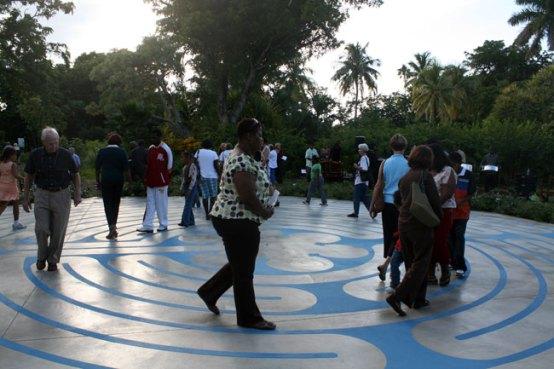 labyrinth bahamas