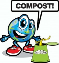 Meet Corey the Composting Guy Guilmette (C.G.)!