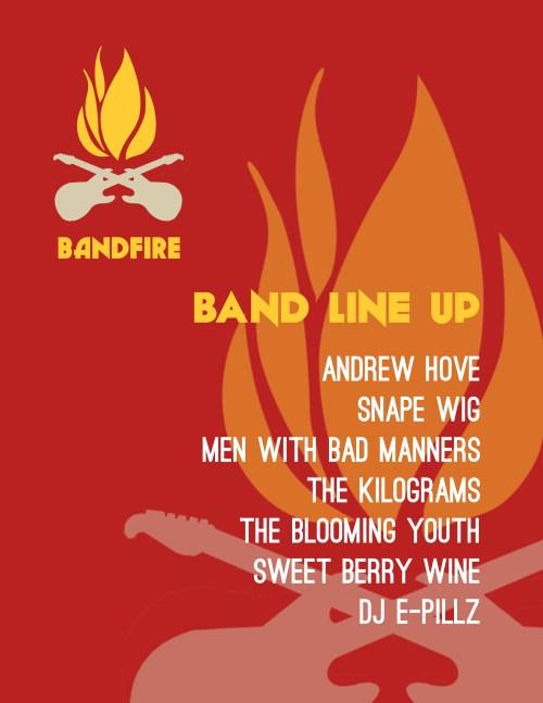 Bandfire