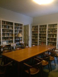 Russell House Library