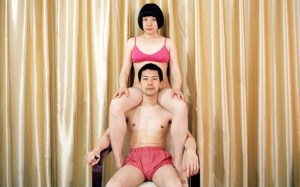 "Image: Pixy Yijun Liao, ""The King Under Me,"" 2011, digital c-print, 34 x 44 x 2 inches, courtesy of the artist."