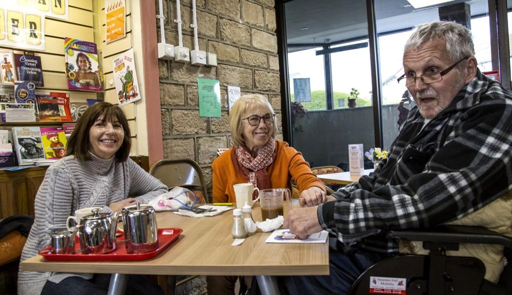 Wesleys Cafe