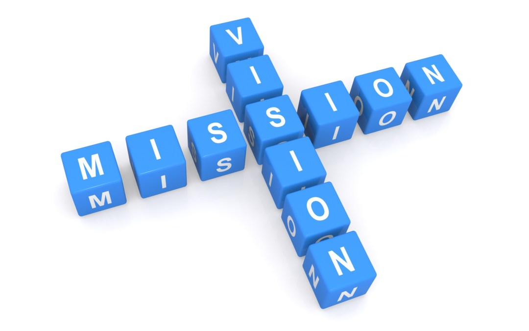 It Starts With Vision