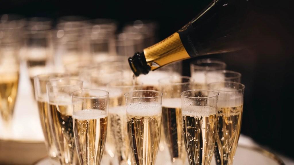 Nebuchadnezzar Champagne