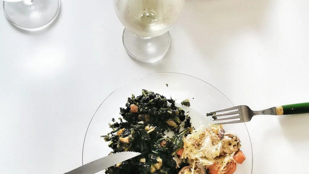 Albariño food pairing