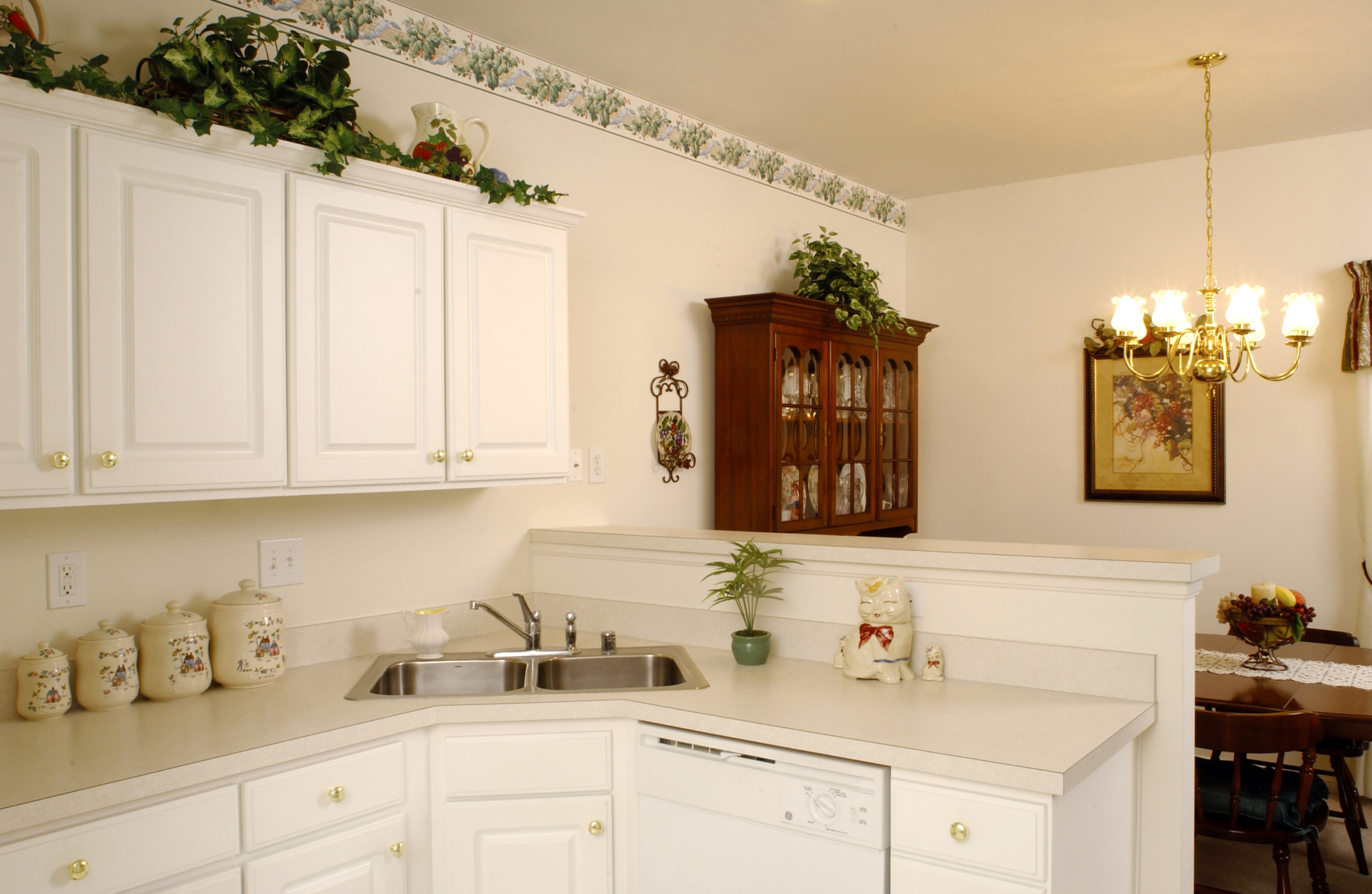 Wesley Manor Kitchen For Retired Community