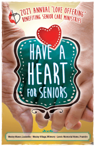 Have a Heart for Seniors 2021