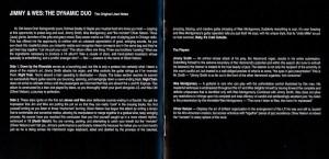 Jimmy & Wes -- CD innen 2