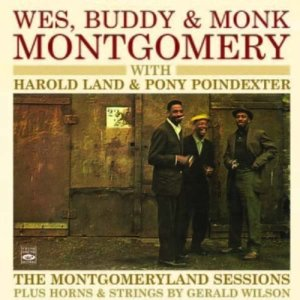 Neu auf CD: Montgomeryland Sessions plus Horns & Strings
