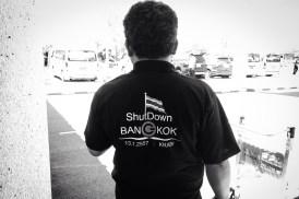 Shutdown Bangkok - Tajlandia w 2013 i 2014 pochłonięta jest w lekkim chaosie