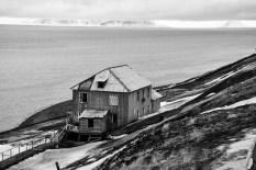 Svalbard, rosyjska Arktyka - Barentsburg