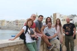 nasza grupa w Trapani