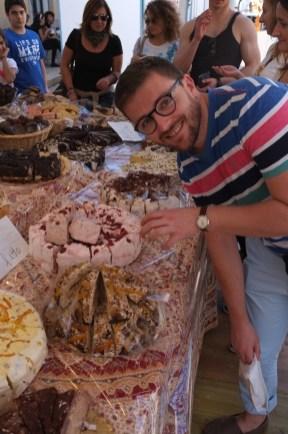 słodkości w San Vito lo Capo