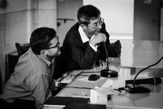 podczas mojego gościnnego wykładu w Lishui, 2011 rok