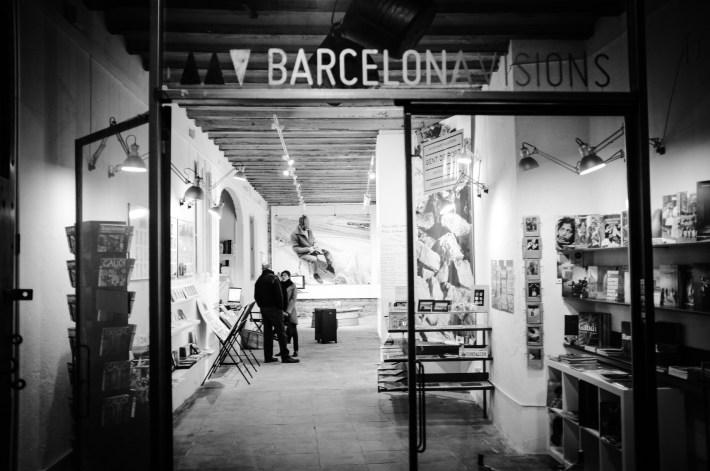 sklepy w Barcelonie