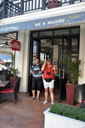 Cafe Central, Siem Reap