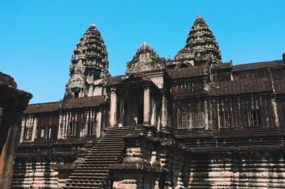 wieże Angkor Wat