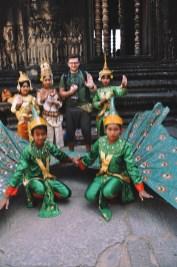 w Angkor Wat